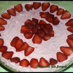 Cheesecake alle fragole di Wendy