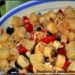 Insalata di pasta mediterranea