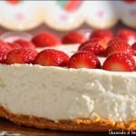 Cheesecake al limone e latte condensato (senza cottura)