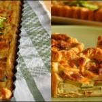 Cheesecake di zucchine