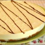 Cheesecake allo yogurt (senza cottura)