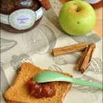 Marmellata di mele alla cannella