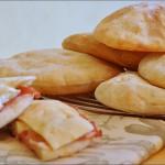 Pane tipo arabo (che arabo non è!)