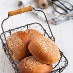 Burger buns – Panini per hamburger di Laurel Evans