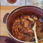 Boeuf bourguignon – Stufato di manzo al vino rosso
