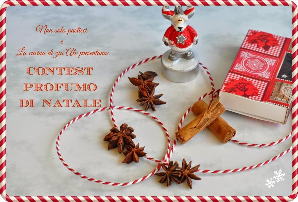 Contest Profumo Di Natale La Cucina Di Zia Ale