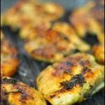Il pollo alla piastra perfetto (marinato nel sacchetto)