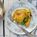 Tajine di pollo al miele e limone