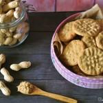 Cookies alle arachidi – Senza glutine e con solo 3 ingredienti!