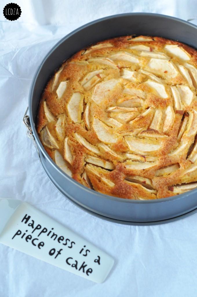Torta di mele e cannella 2 water