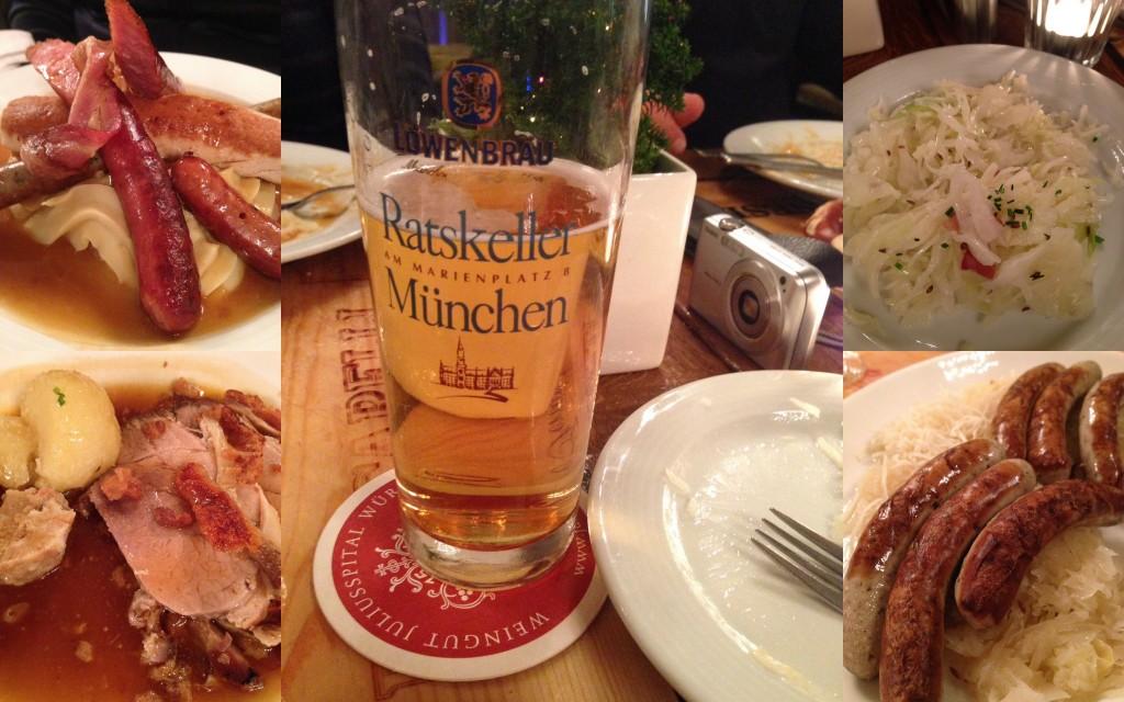 Monaco di Baviera dicembre 2014