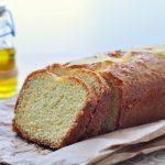 Plumcake all'olio extravergine di oliva e zenzero candito
