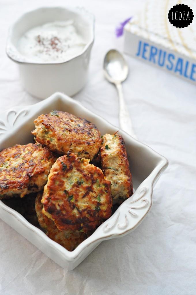 Polpette di tacchino e zucchine 4 waterm
