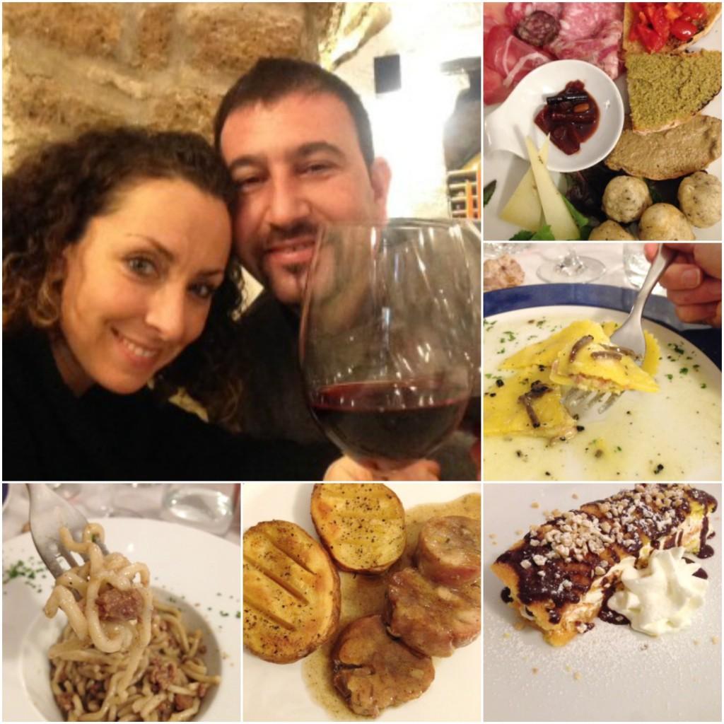 Collage Tuscania