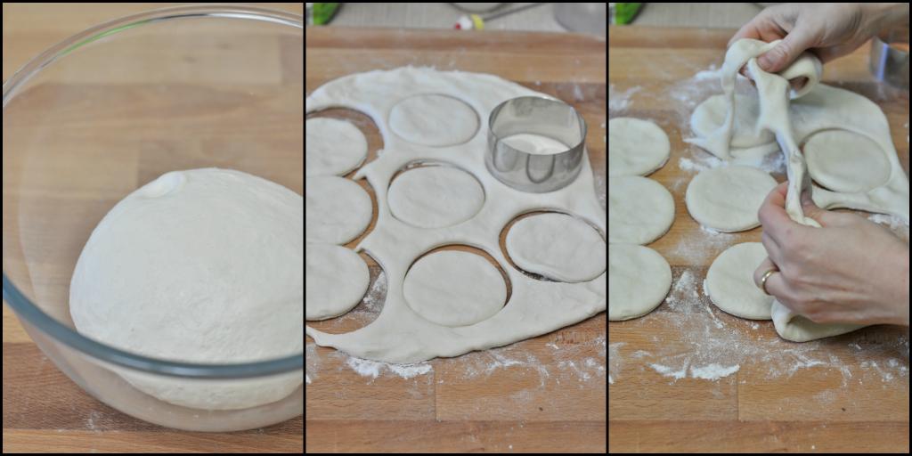 Pizzette passo passo 1