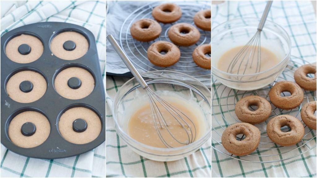 Donuts passo passo 3