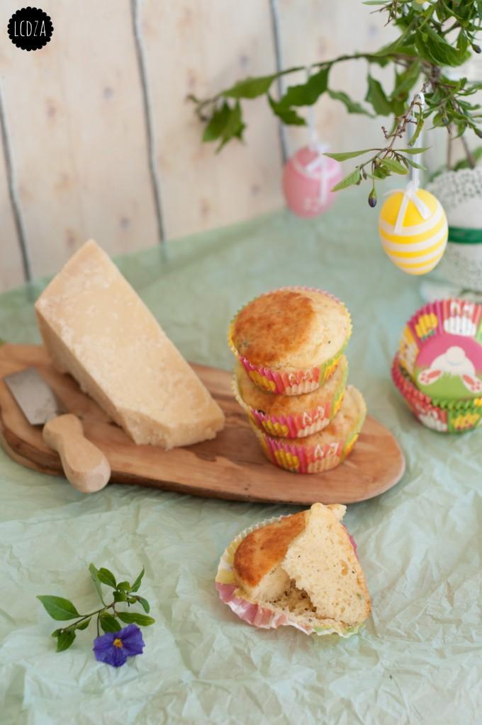 Muffin parmigiano e basilico 3 waterm
