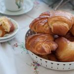 Croissant sfogliati di Montersino