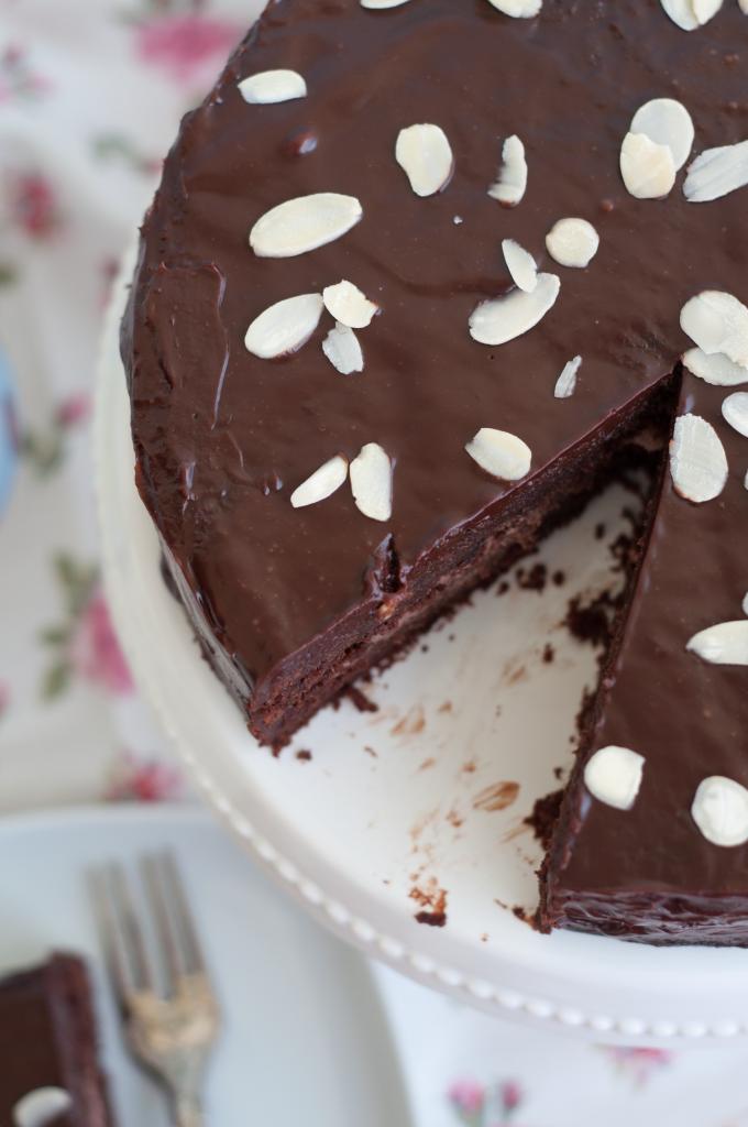 Torta barbabietola e cioccolato 2