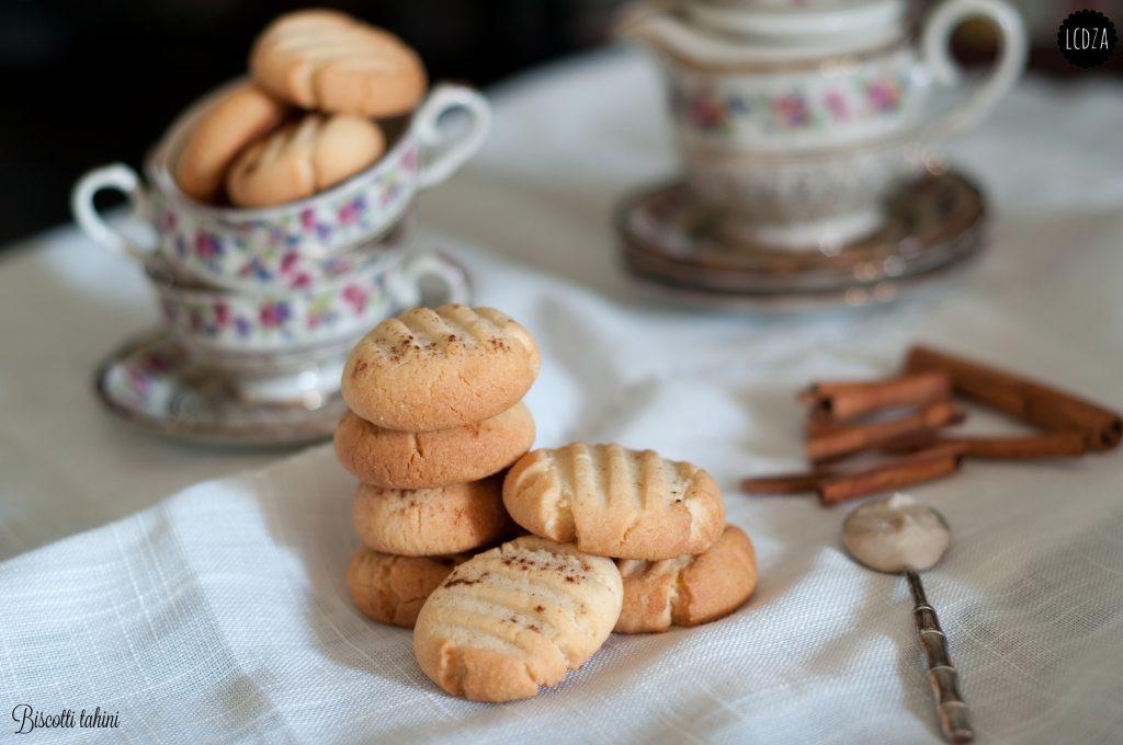 Biscotti tahini ottolenghi jerusalem