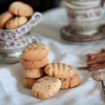 Biscotti tahini (con pasta di sesamo)