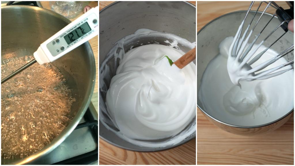 Come si prepara la base semifreddo Montersino