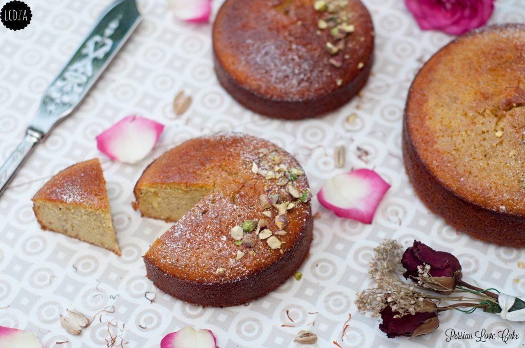 Persian love cake torta di semolino waterm