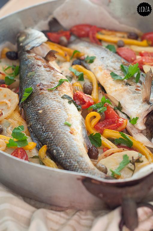 Come si fa il pesce al forno