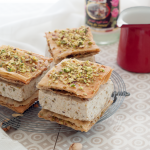 Baklava pistachio sandwich ice cream – Re-Cake #16