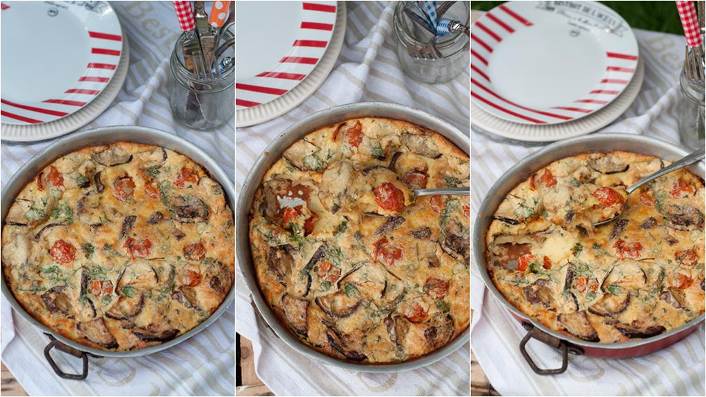 Clafoutis-salato-con-melanzane-e-pomodorini