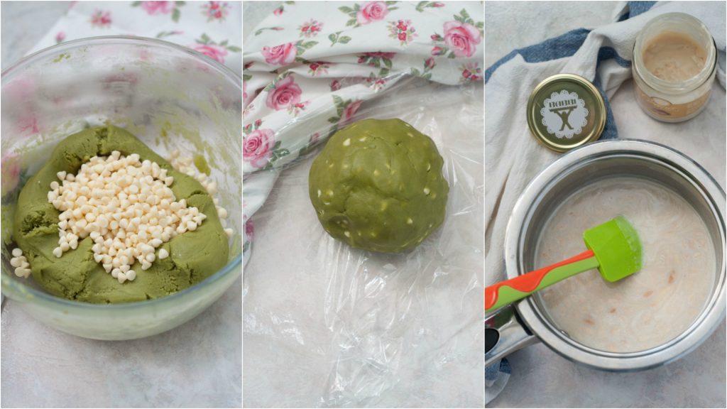 Come si fa il gelato ai pinoli