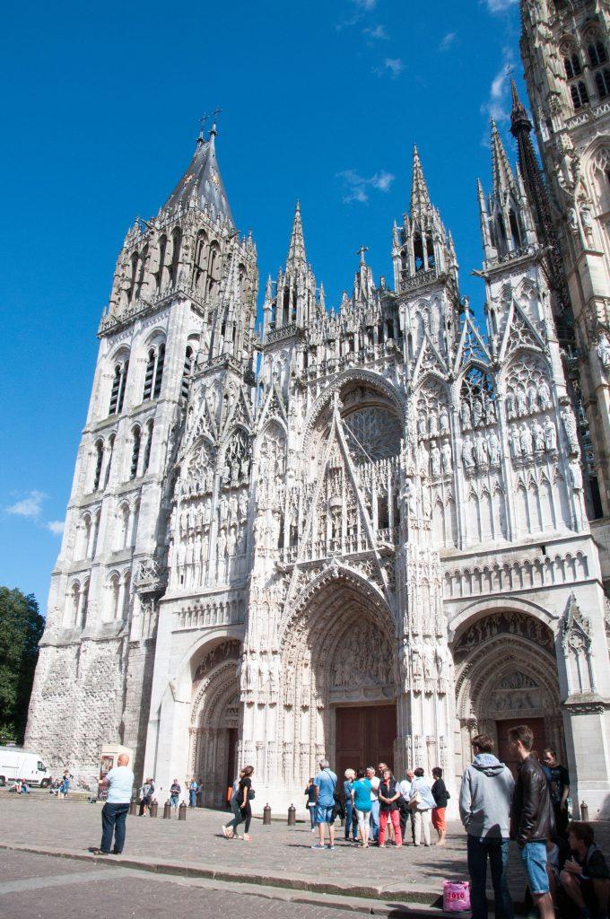 Cattedrale-di-Rouen