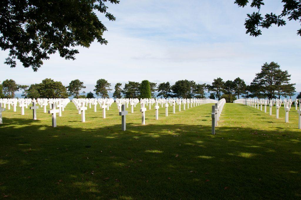 Colleville-sur-Mer-cimitero-americano-Normandia