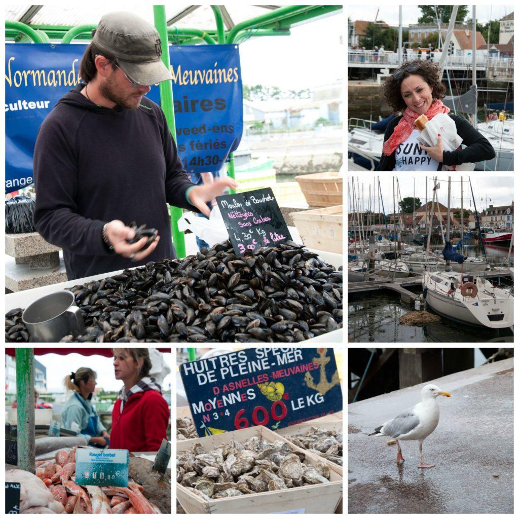 Courseulles-sur-mer-mercato