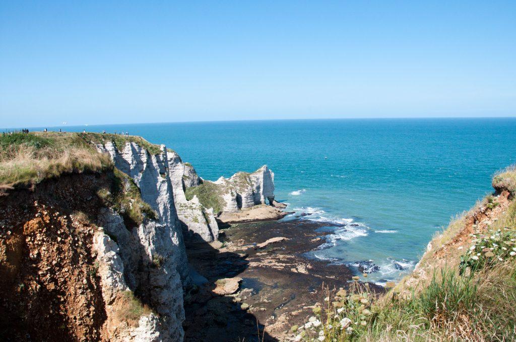 Etretat-scogliere-Normandia