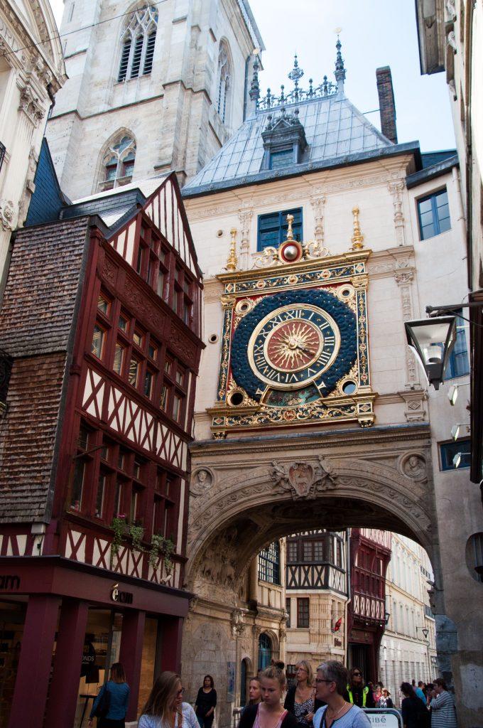 Gros-Horloge-Rouen