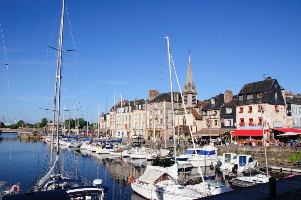Honfleur-porto-vecchio-Normandia