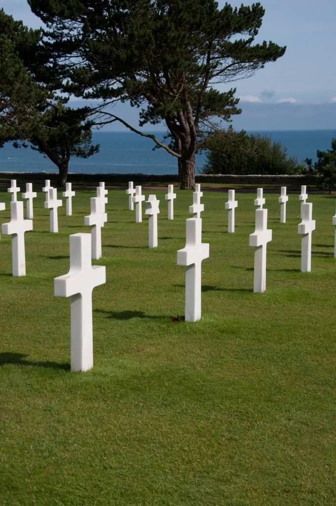 Omaha-Beach-cimitero-Normandia