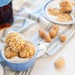 Tartufini al mascarpone e burro di arachidi