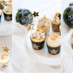 Cupcake salati alle due mousse