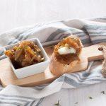 Scalogni caramellati al miele