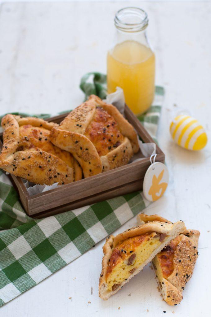 Flaounes-ricetta-cipriota