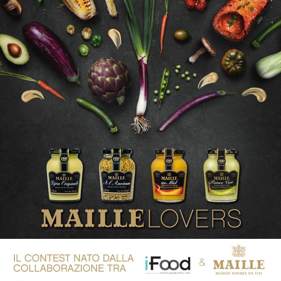 Partecipo al contest #MailleLovers