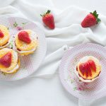 Mini Victoria Sandwich alle fragole