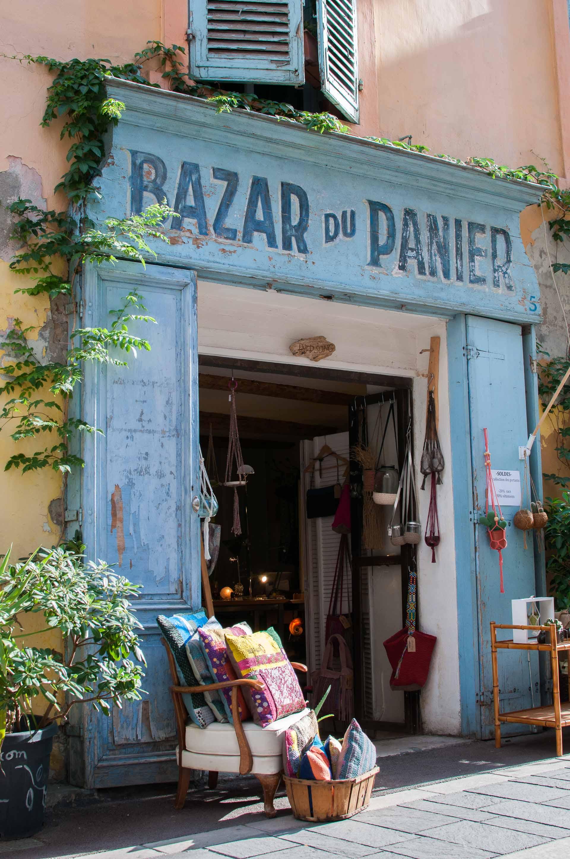 Marsiglia quartiere Panier