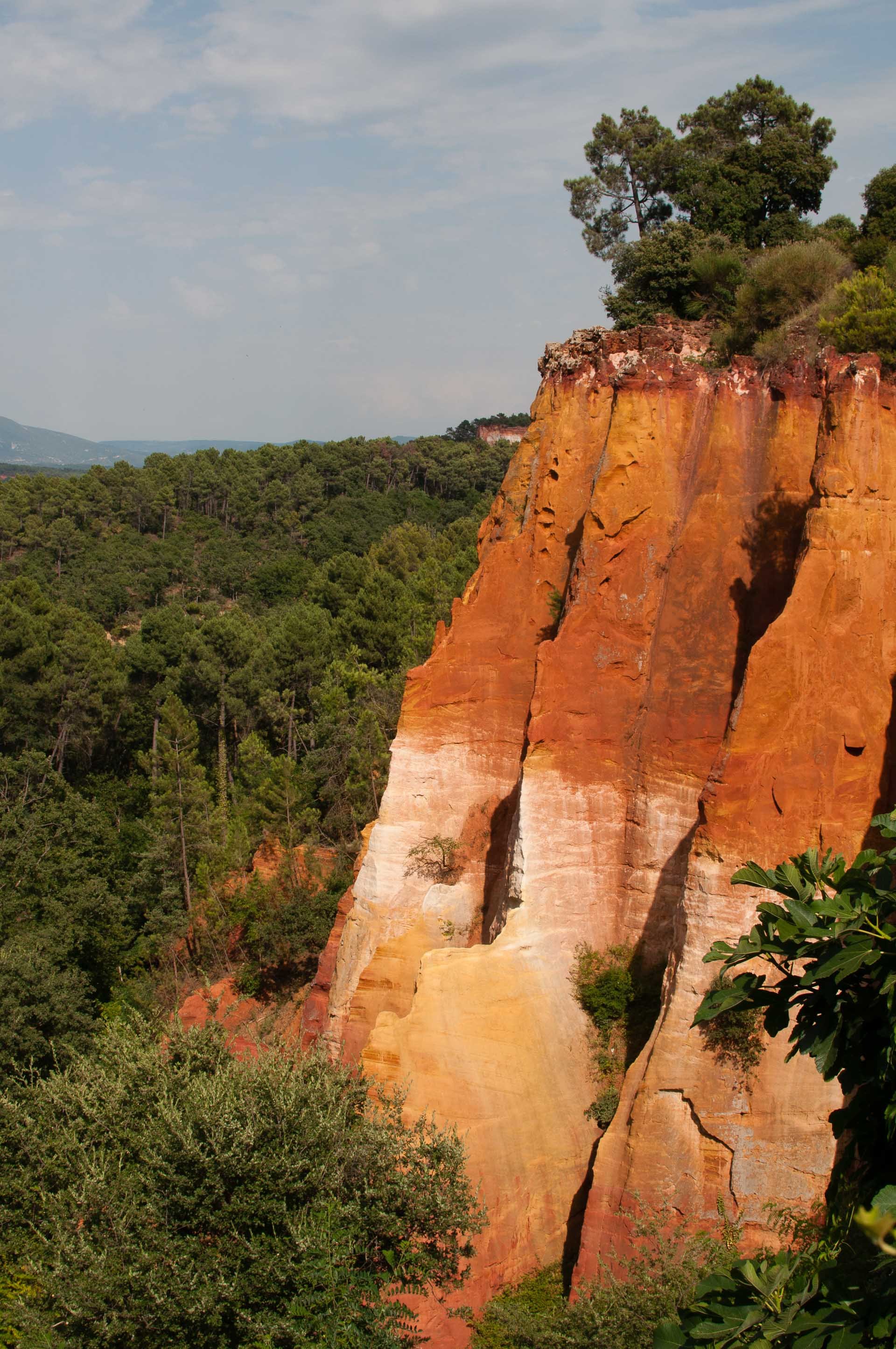 Roussillon canyon