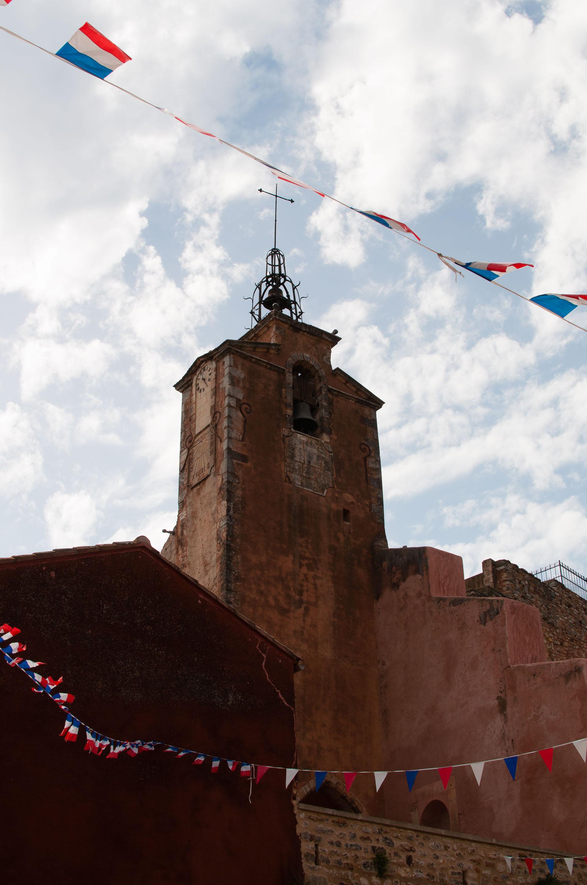 Roussillon chiesa
