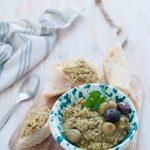 Tapenade di olive verdi