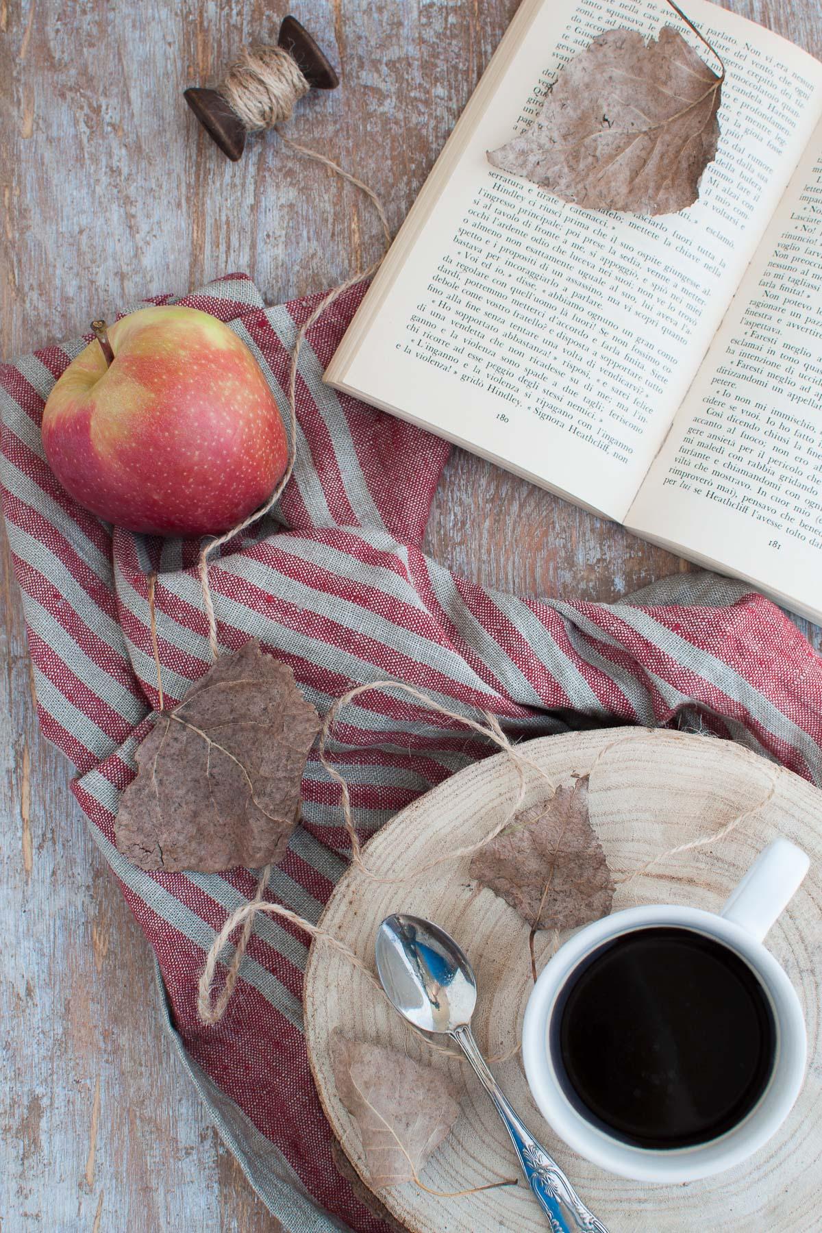 Autunno mele foglie