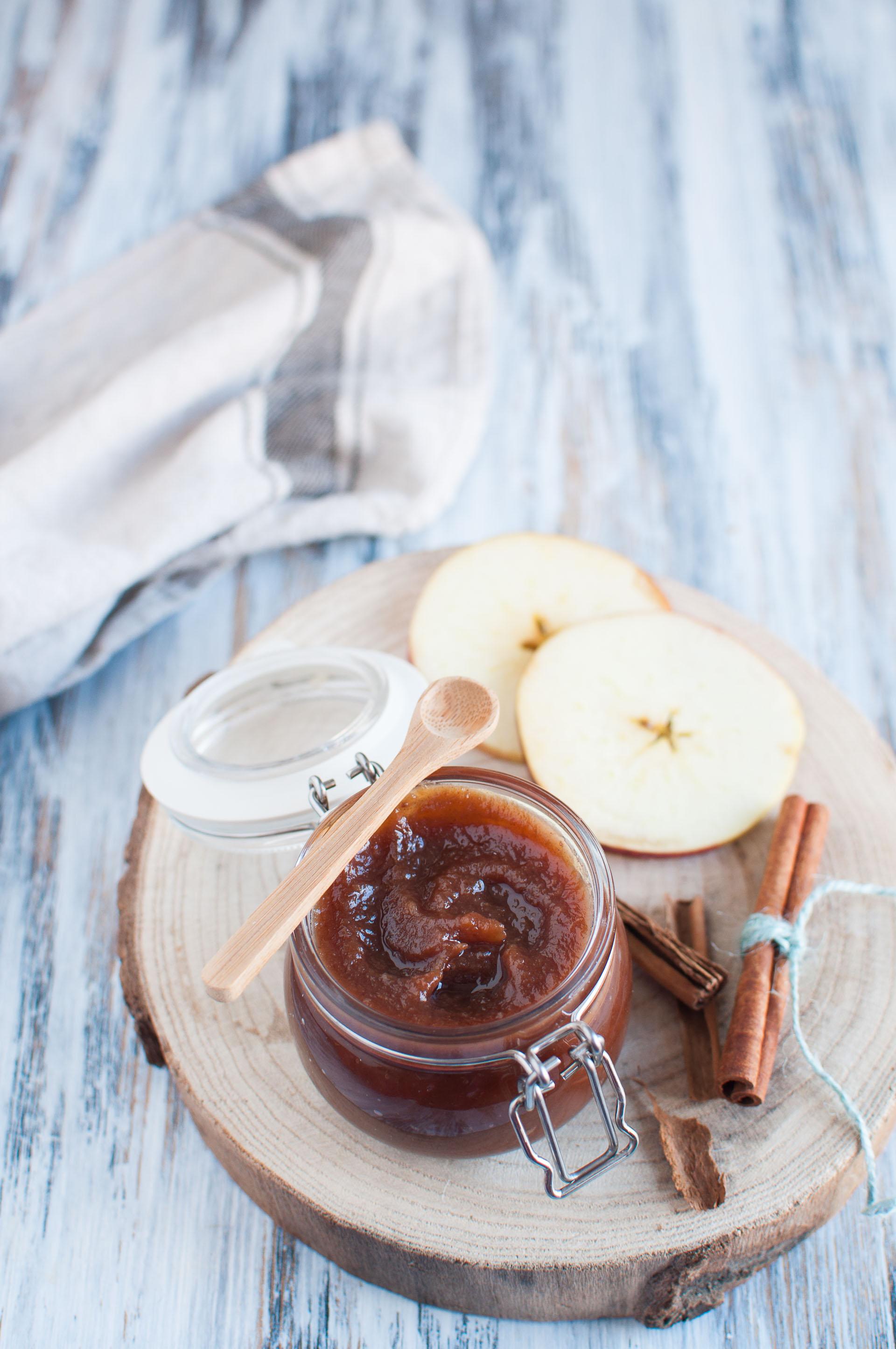 Apple butter ricetta burro di mele